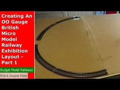 Creating An OO Gauge British Model Railway Exhibition Layout - Part 1 - Baseboard Baseboards, Model Trains, Gauges, British, Layout, Create, Youtube, Page Layout, Skirting Boards