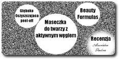 Dwufazowa Maseczka z aktywnym węglem Peel off- Beauty Formulas | Uwolnij swoje piękno