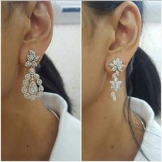 Diamonds earring