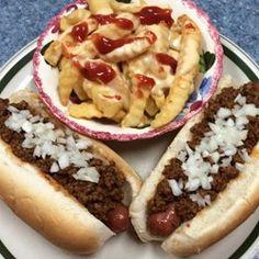 New York System Hot Wiener Sauce I - Allrecipes.com