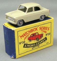 Matchbox No. 30 Ford Perfect (1956).