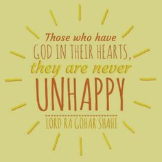 The Official MFI® Blog: Quote of the Day: Those Who Have God...