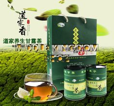Fermented Wudang Dao Cha