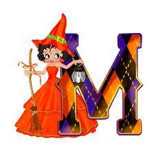 ღღEl Rincón De Betty Boop ღღ: ABC HALLOWEEN BETTY BOOP