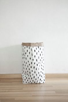 Rain  Paper Bag by THATWAY on Etsy
