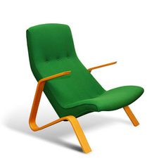 Eero Saarinen Grasshopper Chair, 1950s
