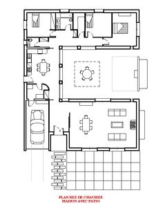 1000 images about architecture floor plans on pinterest. Black Bedroom Furniture Sets. Home Design Ideas