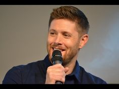 Jus in Bello 2016 - How Jensen Ackles hear Crowleys Voice in his Head