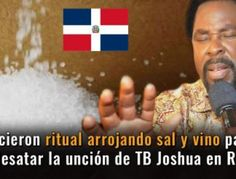 La Gaceta Cristiana: Video, TB Joshua realiza increíble ritual pagano e...