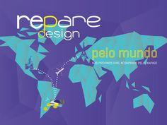 Acompanhe as viagens da Repare Design aqui pela FanPage! Iremos passar roteiros e dicas para quem gosta de design, cultura, branding, arte e, principalmente, viajar!
