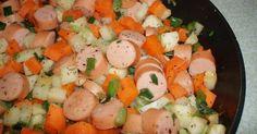 En blog med masser af gode hverdagsopskrifter på mad med grønsager