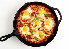 Portuguese Baked Eggs - Bon Appétit