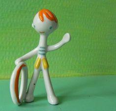 Find great deals on for art deco porcelain figurines and pierrot figurines in Decorative Arts. Art For Kids, Kid Art, Retro Art, Art Decor, Home Decor, Porcelain, Pottery, Modernism, Christmas Ornaments