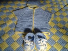 Baby Layette by MeeMeesBoutique on Etsy, $65.00