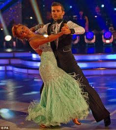 Strictly Come Dancing 2011 (Aliona Vilani) by Vicky Gill DSI London
