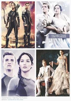 Peeta & Katniss Catching Fire Photos! Everlark!!!!!!!!
