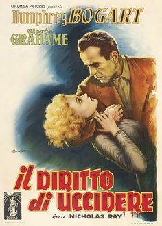 """Nicholas Ray's """"In a Lonely Place"""""""