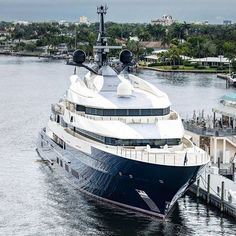 Oceanco's Seven Seas spotted by @superyacht_styles