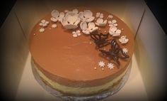 Suklaakakku (oma)