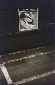 Louis Stettner, Penn Station, 1958