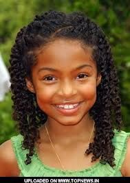 Twist Hairstyles For Kids Stunning All Twisted Up 20 Hot Kinky Twists Hairstyles To Try  Pinterest