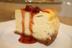 New York sajttorta Kaja, Sweet Cakes, Cheesecake, Philadelphia, Pie, Sweets, Cookies, Cream, Recipes