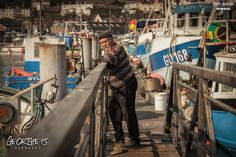 Down on the Fish Quay soaking up some Sun. #Guernsey #GreatThings  Link to the whole collection of 'Georgie's Guernsey' :-http://chrisgeorge.dphoto.com/#/album/4daaes  Picture Ref: 06_05_16 — in St. Peter Port, Guernsey, Channel Islands.