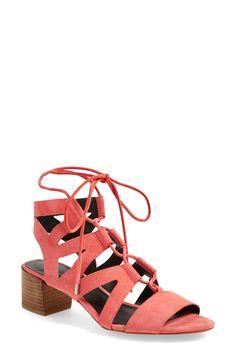 Rebecca Minkoff 'Issa' Lace-Up Sandal (Women)
