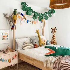 Safari Room, Big Girl Rooms, Boy Room, Kids Room, Bedding Master Bedroom, Girls Bedroom, Bedroom Art, Bedroom Ideas, Boy Bedrooms
