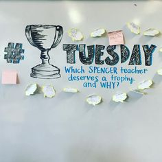 Trophy Tuesday | The Spencer Art Room
