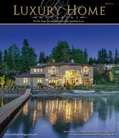 Lakeside serenity & Mediterranean style coexist in this Sammamish home Listed by: Karl Lindor | John Kritsonis | Windermere