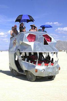 Skull Car~♛
