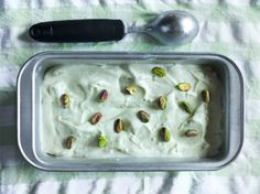 Vegan Pistachio Ice Cream | D Home