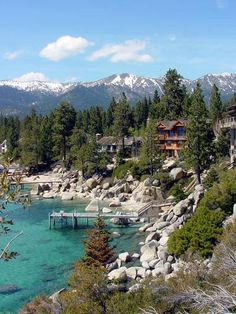 Incline Village North Lake Tahoe. One of our summer trips!