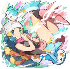 #Dessin #Fanart #Pokemon de _NaokiSaito #JeuVidéo