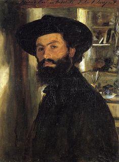 John Singer Sargent (1856-1925) Alberto Falchetti Oil on canvas 1905 54.61 x 74.93 cm (21½ x 29½)