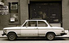 BMW 2002 - Water Street, Brooklyn