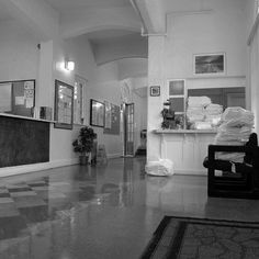 Hollywood Studio Club Lobby