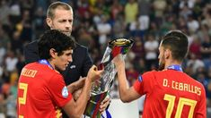 Vallejo and Dani ceballos win the Euros. Eden Hazard Chelsea, Upcoming Matches, Athletic Clubs, European Football, Europa League, Uefa Champions League, Competition, 21st, Germany
