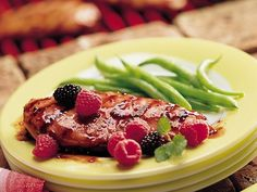 Transform ordinary grilled chicken into great grilled chicken with what's probably already in your fridge--mustard and jam!