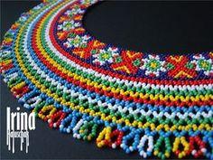 Uktainian traditional necklace Seed bead necklace sylyanka Statement necklace Beaded necklace Beaded collar Vyshyvanka necklace Boho jewelry Seed Bead Necklace, Boho Necklace, Beaded Earrings, Seed Beads, Beaded Jewelry, Necklaces, Bracelets, Beaded Collar, Hippie Jewelry
