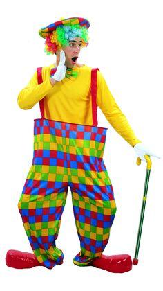 Déguisement clown homme : Deguise-toi, achat de Déguisements adultes