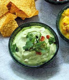 Joghurt-Guacamole - Rezepte - [LIVING AT HOME]
