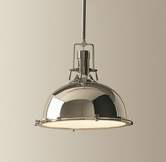 Harmon Pendant - Restoration Hardware - traditional - pendant lighting -  - by Restoration Hardware $469, but there are copycats by other manufacturers.