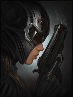 """Earth will never be the same - """"Who's our next target Commander?"""" http://jrobbmontana.com"""