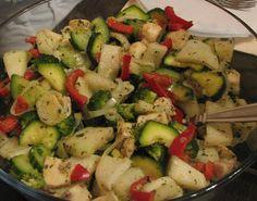 Gitta nyersétel blogja: Marinált zöldségek