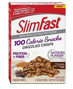 Product review for Slim Fast Advanced Mini Crisps Snacks, S'mores, 1 Ounce, 5 Count -  Reviews of Slim Fast Advanced Mini Crisps Snacks, S'mores, 1 Ounce, 5 Count. Buy Slim Fast Advanced Mini Crisps Snacks, S'mores, 1 Ounce, 5 Count on ✓ FREE SHIPPING on qualified orders. Buy online at BestsellerOutlets Products Reviews website.  -  http://www.bestselleroutlet.net/product-review-for-slim-fast-advanced-mini-crisps-snacks-smores-1-ounce-5-count/
