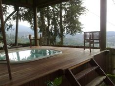 outdoor jacuzzi photographs | Pleasant stay - Strawberry Park Resort Pictures - TripAdvisor