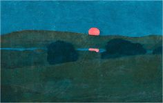 Arthur Wesley Dow, August Moon 1905