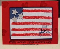 Happy Fourth of July - Work of Art Stamp Set